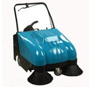全自动电动扫地机AL980,手推式吸尘扫地机