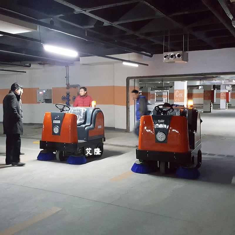 青岛垃圾清扫车厂家,q4物业扫地机