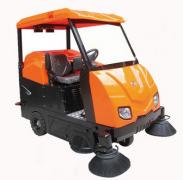 感谢中山大学对格诺驾驶式扫地机的支持