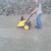 <b>水泥地面可以用小型扫地车吗</b>